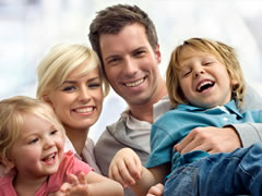 Virginia family with life insurance